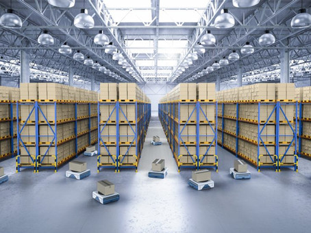 Проект: строительство складского комплекса класса А в Ленинградской области