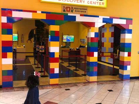 Our Day at LEGOLAND Discovery Center