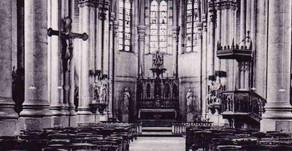 Corona : L'Eglise catholique de Belgique suspend toutes les célébrations publiques