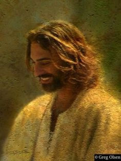 El Cristo sonriente