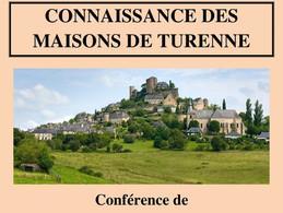"""""""Connaissance des maisons de Turenne"""""""