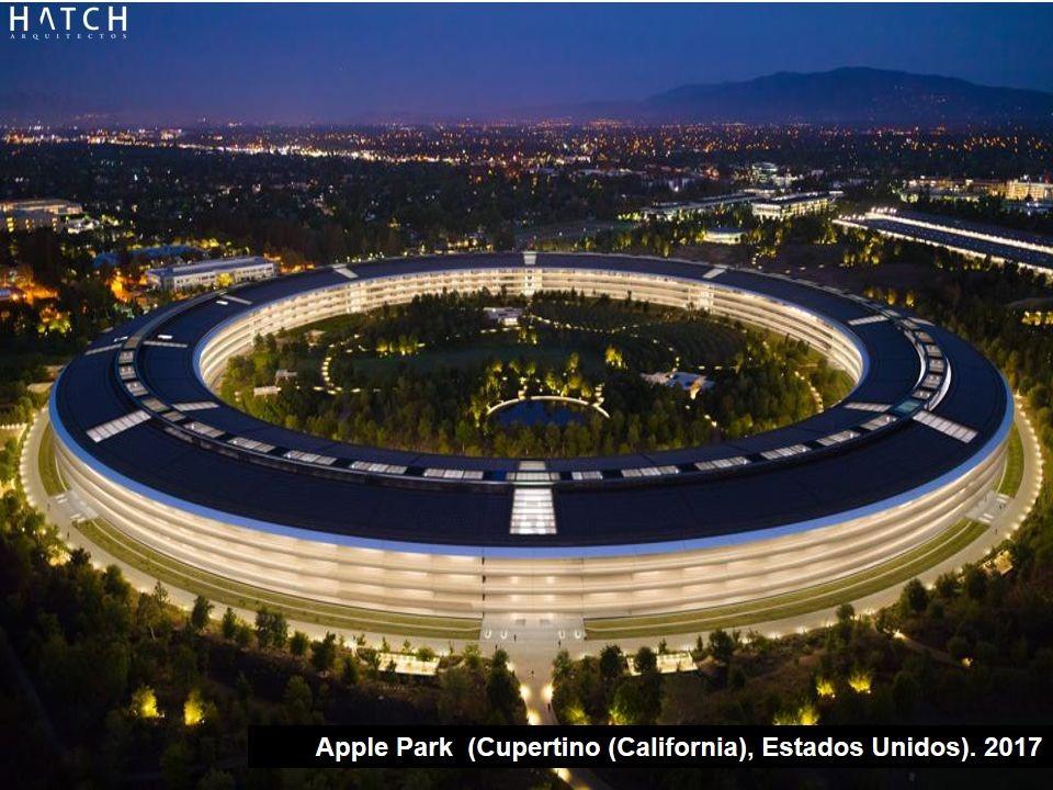 🔴 Increíbles diseños de edificios circulares. HATCH ARQUITECTOS.