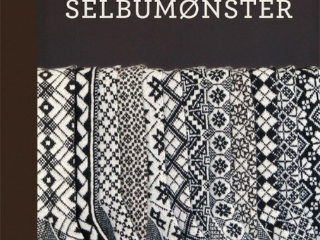 Online Launch of Selbu Sock Book Today!