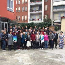 Began support for GDQ Int'l Christian School in Tirana, Albania (current Elem. and HS shown)!