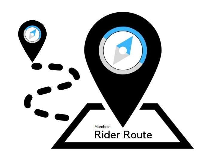 Members access this Rider Route here