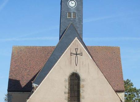 Objectif : Appel aux dons pour sauver l'église