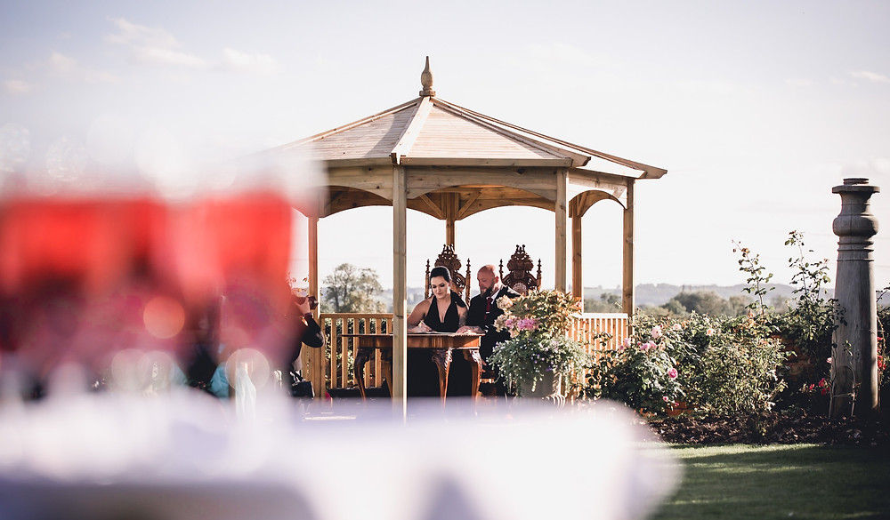 Outdoor Wedding Grantham