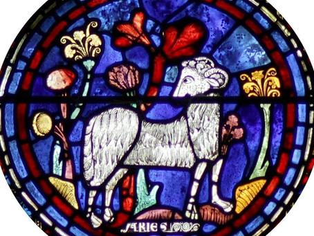 Le vitrail médiéval
