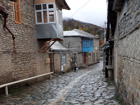 Journey to Lahic, One of the Oldest Human Settlements in Azerbaijan