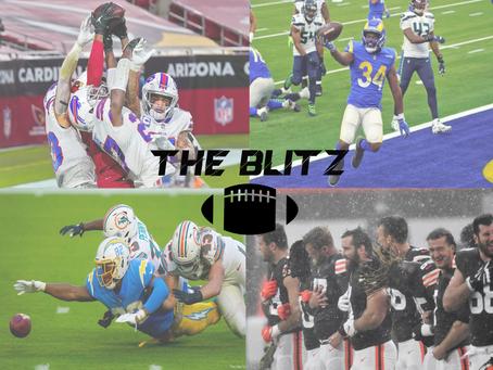 The Blitz, Capítulo X; Jugadas que cambian la historia