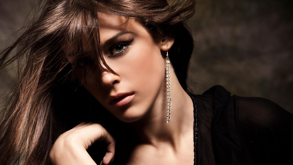 Brunette Hair Styles | European Beauty