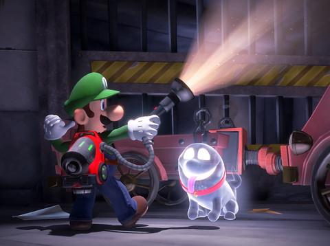 The(G)net Review: Luigi's Mansion 3