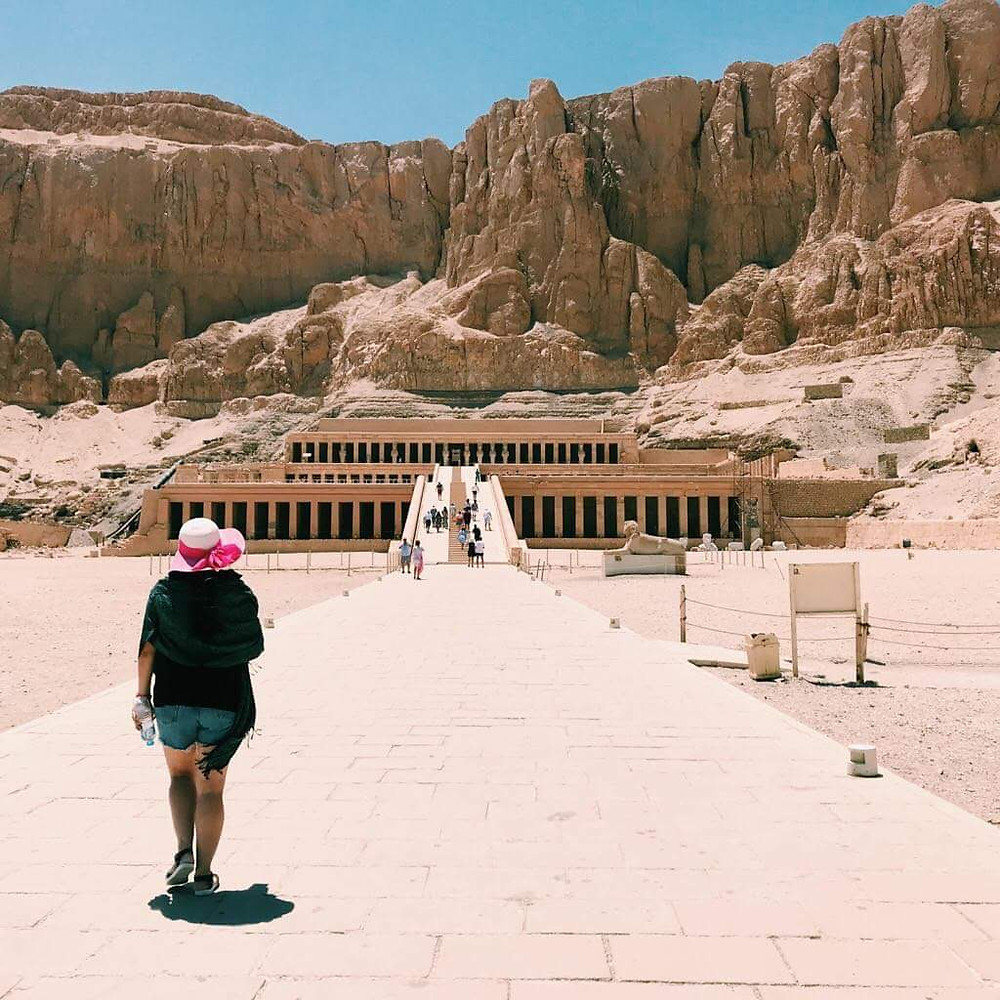 Calatorie in Luxor, Egipt