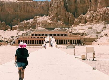Cum a fost în Egipt