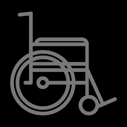 5864860 - disease hospital wheelchair
