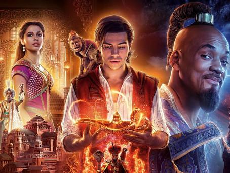 Disney+ Movies (Aladdin live action 2019)