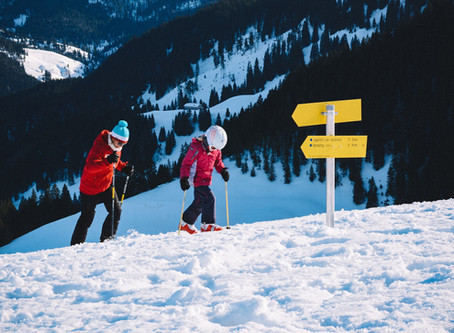 Skiing Leadership Lessons, Part 1