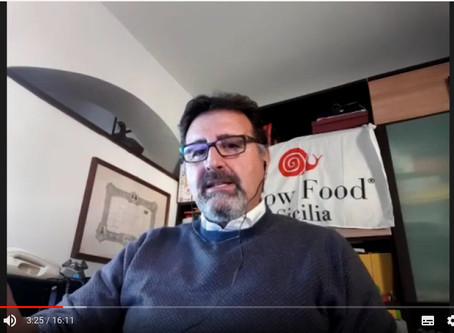 Intervisa a Saro Gugliotta presidente di Slow Food Sicilia