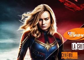 Critique Cinéma - Captain Marvel