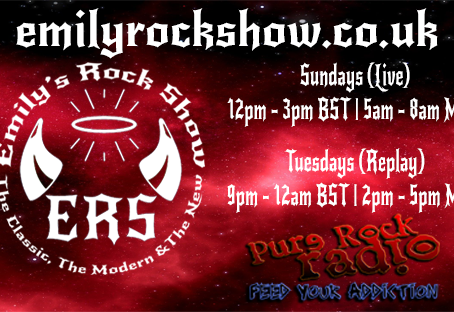 Emily's Rock Show -2nd August 2020
