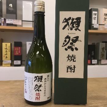 粕取り焼酎 獺祭(だっさい)