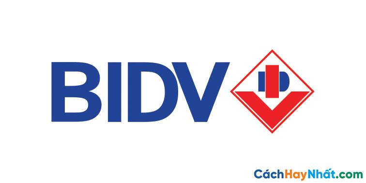 Logo Ngân hàng Đầu tư và Phát triển Việt Nam BIDV