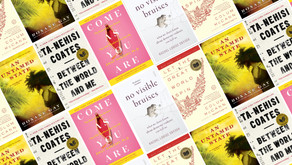 Maggie's Top Five Favorite Books Of All Time