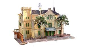 Torre Vidal-Quadras - Digitalización 3D mediante escaneo láser - Nube de puntos