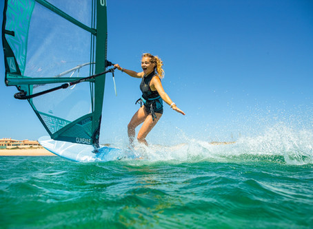 How I became a windsurfer