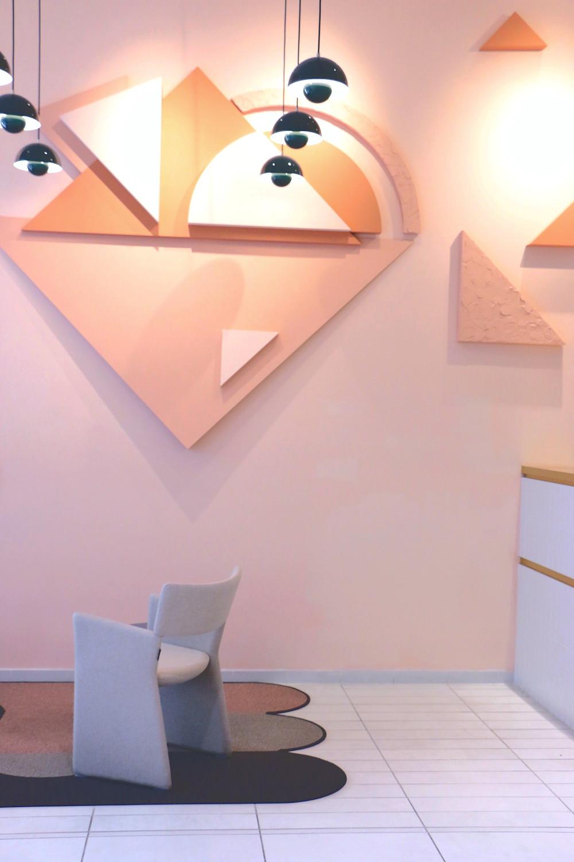 Michael Afsa art installation