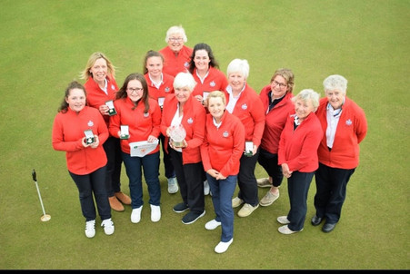 Royal Co Down Winners of the Senior Title