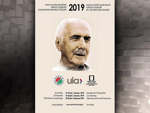 Turgut Cansever Ulusal Mimarlık Ödülleri 2019