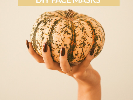 DIY Fall-Care Facial Masks that will leave your skin looking Flawless.