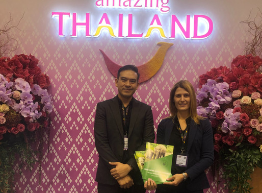 ACES represents at the London WTM, 4-6 November 2019.