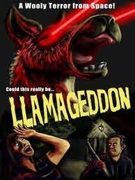 Llamageddon - Llazy llama lletdown.