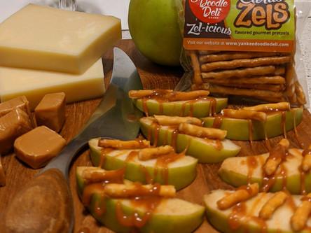 Zesty Caramel Apple Znack Recipe