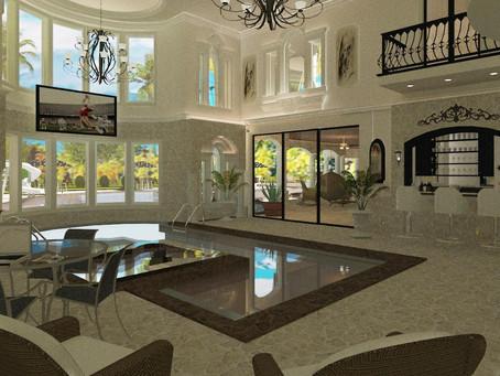 #New Mediterranean House Design Renderings
