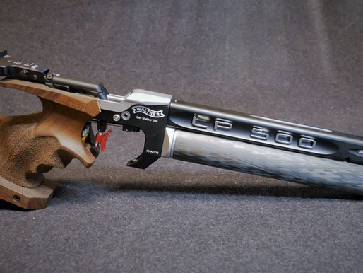 Walther LP 500