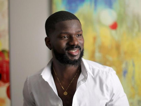 Meet Nigerian-born Seun Adedeji, the youngest black man in America to own a cannabis dispensary