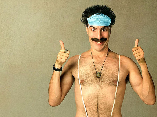 Borat Subsequent Moviefilm film review