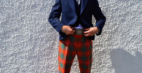 What to Wear with Tartan Trews