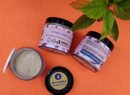 WHAT IS A NATURAL CLAY FACE MASK?
