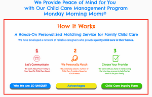 Child Care Management, Monday Morning Moms- How it Works