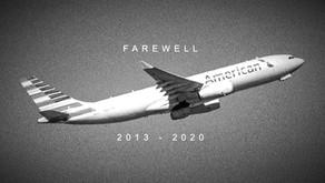 American Airlines # Retires A330-200 Fleet