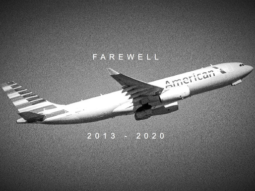 American Airlines # Retires A330-200 Fleet