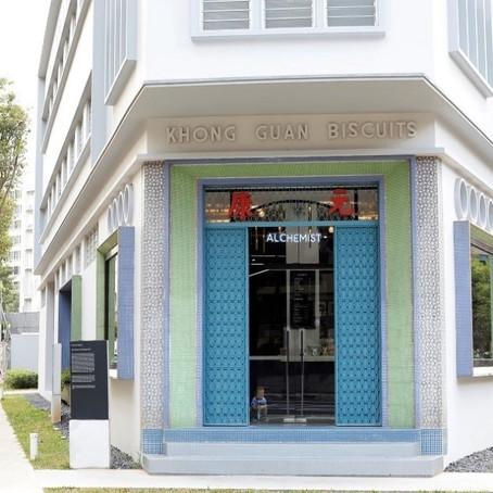 Knock Knock, Who's There: Khong Guan Visit