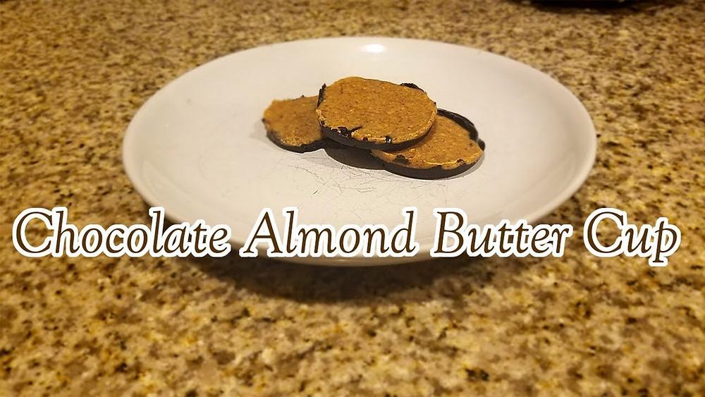 Keto Almond Butter Cup Fat Bomb Recipe