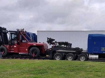Taylor T520M Forklift
