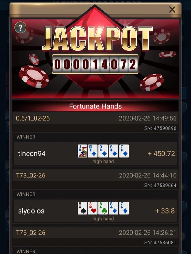 Upoker Jackpot