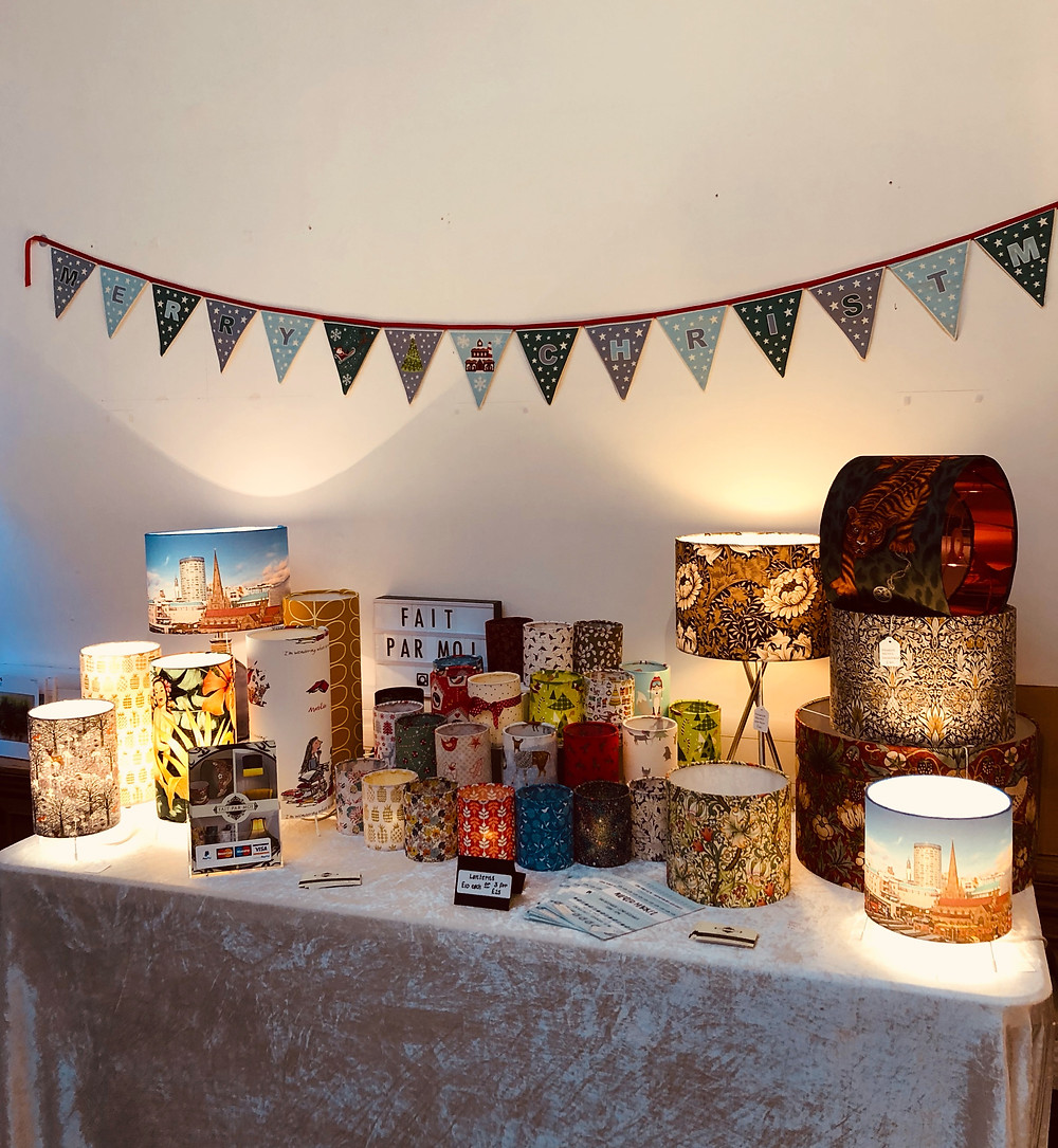 Stall at Medicine Bakery and Gallery